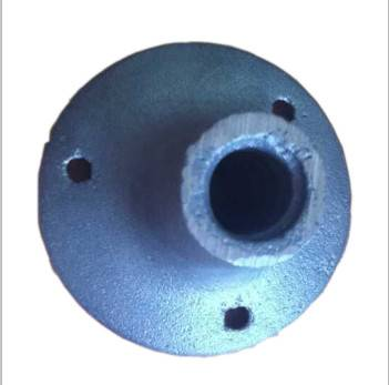 CAST-three eyes with Disc-Nut