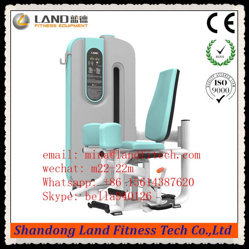 2016 hot sale/gym equipment/ land fitness exercise machine