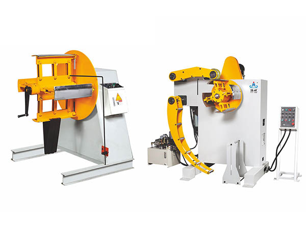 Hot manual heavy uncoiler machine for coil material
