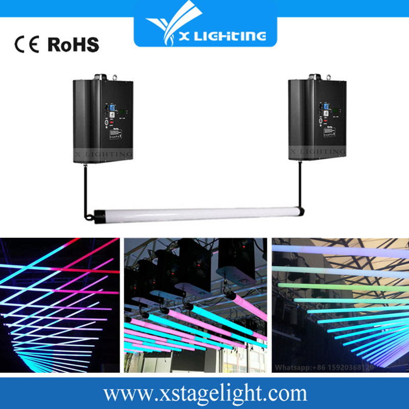 Hot Selling lowest price led DMX 512 Kinetic Light led tube lighting