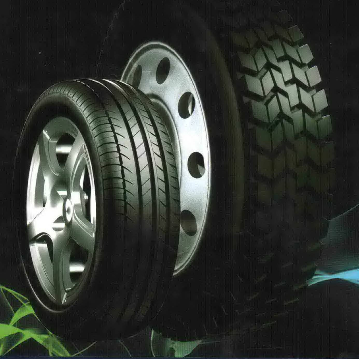 Chinese Tire 315/80R22.5 for Truck Bus
