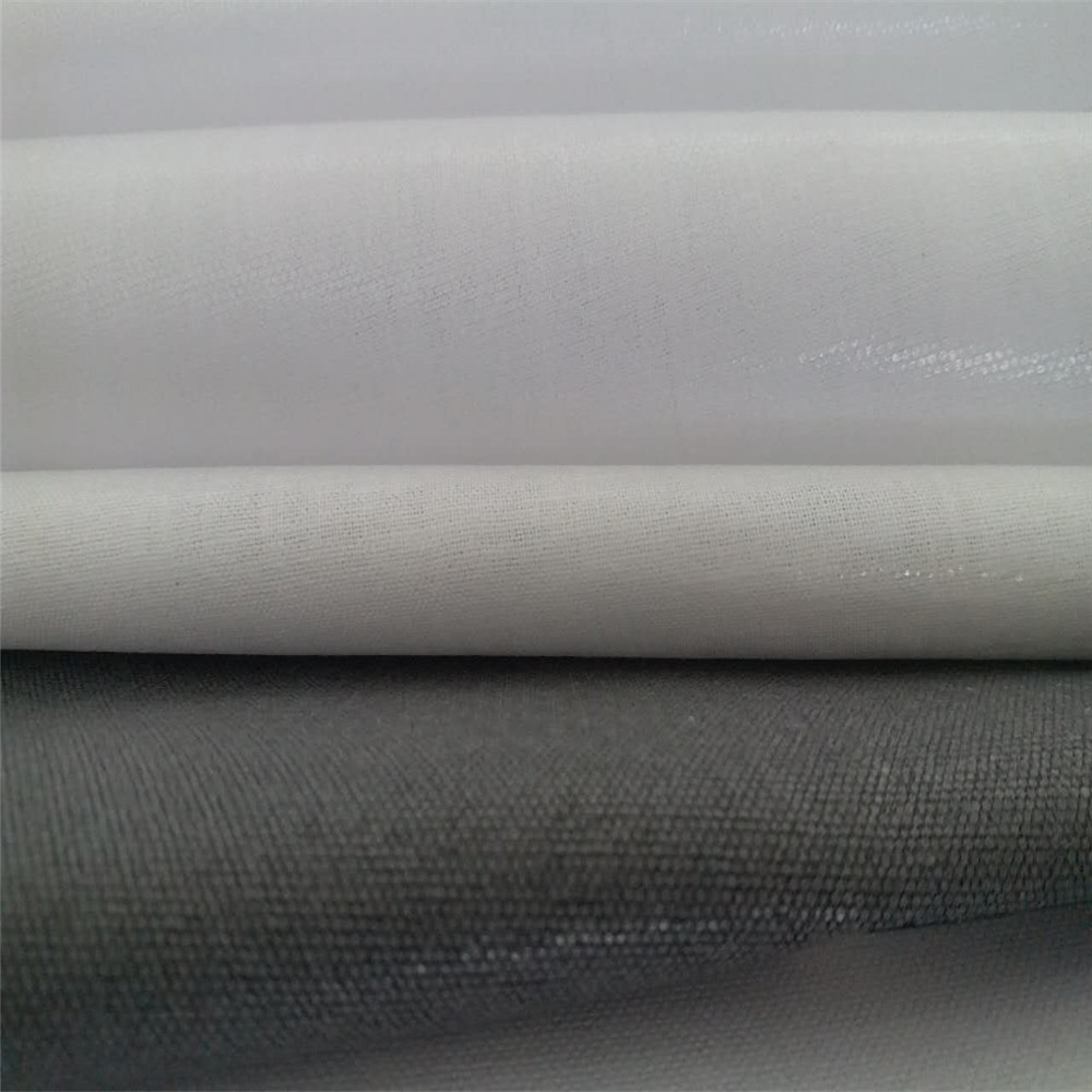 HIGH QUALITY WOVEN FUSIBLE INTERLININGS For collar and cuff
