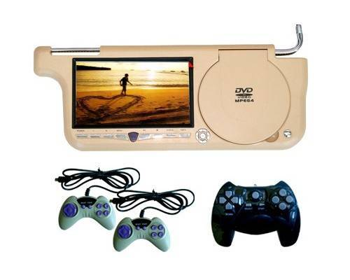 Sun Visor Car DVD Player - wholesale Sun Visor DVD Player