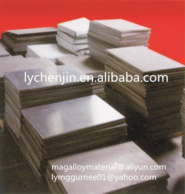 Magnesium Sheet for Carving & Etching