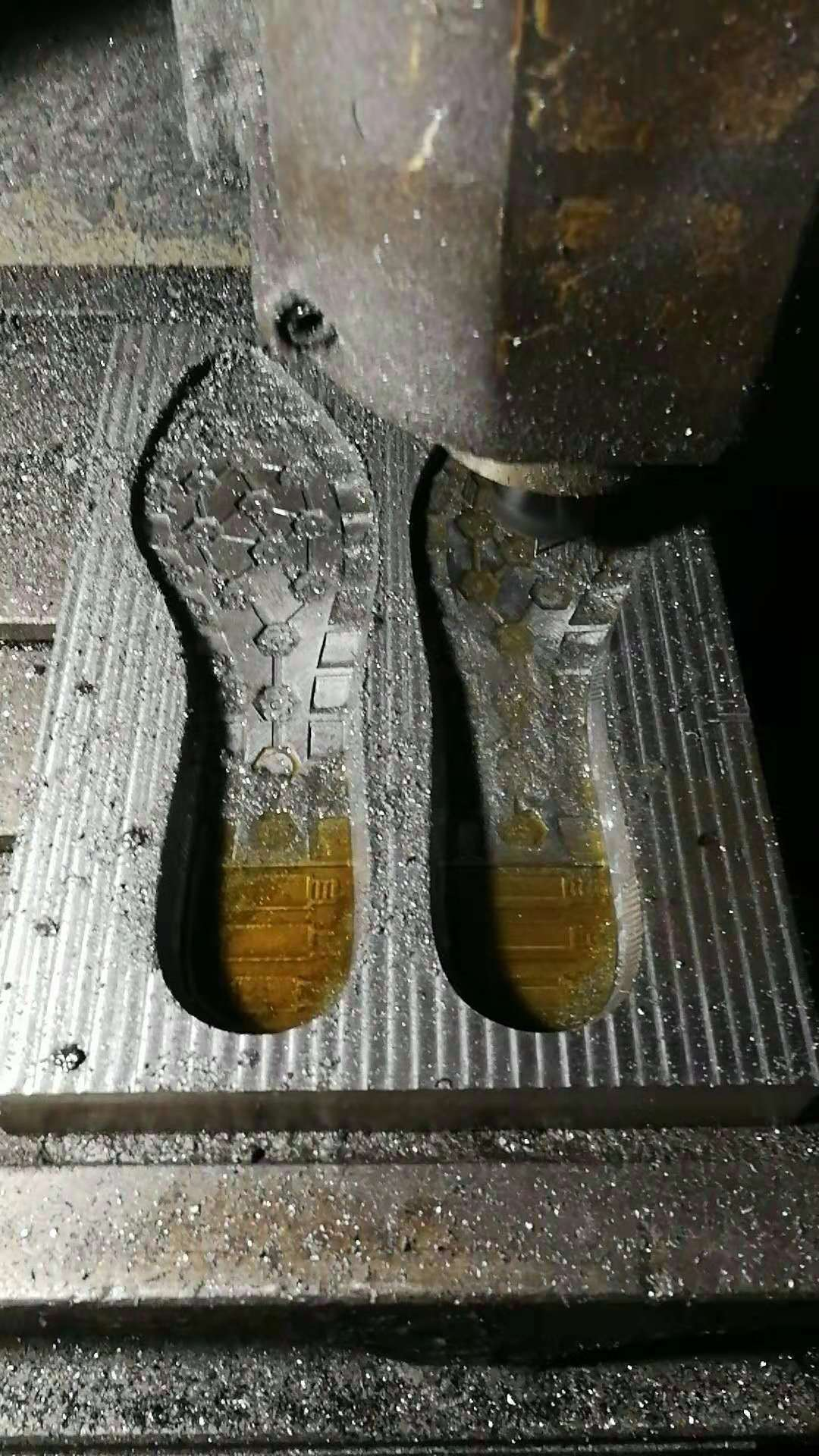 OEM Shoe tooling, investment casting tooling, die casting tooling
