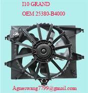 RADIATOR FAN / COOLING FAN / CONDENSER FAN HYUNDAI I10 GRAND OEM 25380-B4100