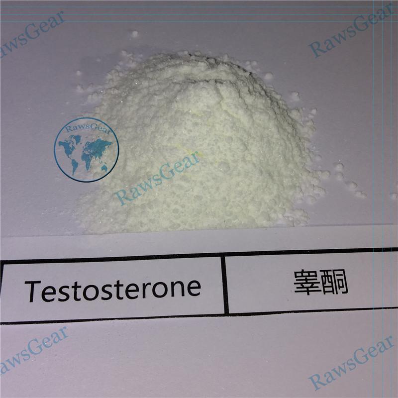 Testosterone Base (Testosterone Suspension 100mg/ml) CAS 58-22-0