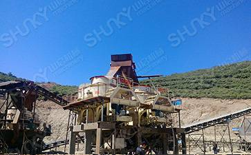 VSI-1140 Sand Making Machine