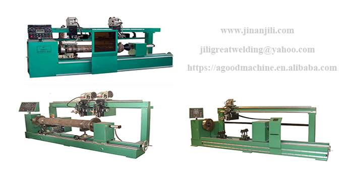 Special purpose Welding Machine for Cylinder