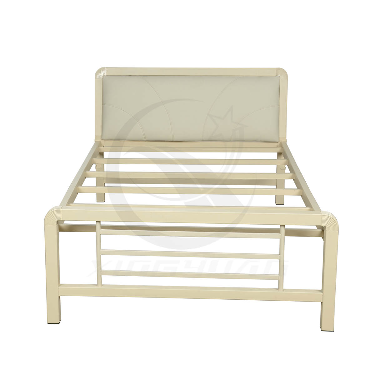 Iron Furniture Space Saving Detachable Single Sleeper Bed for Kids