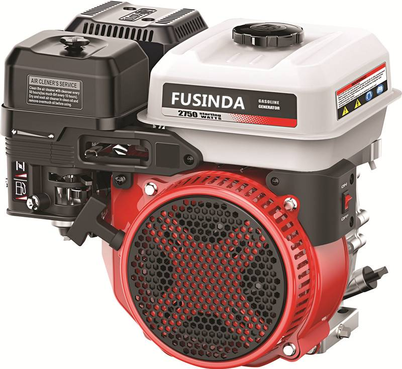 Fusinda 7HP / 208cc Air-Cooled Honda Engine, Small Gasoline Petrol Engine