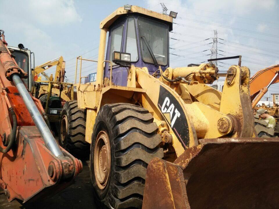 Caterpillar Wheel Loader 966C