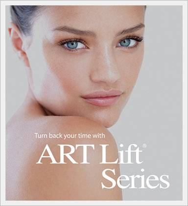 Face lifting with Art Lift