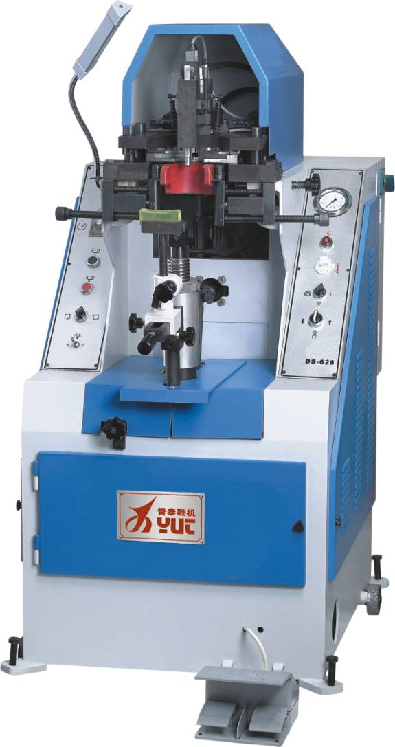 S-628 Automatic Counter Heel lasting Machine