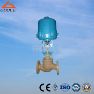 ZDLM Electric Sleeve Type Pressure Balanced Control Valve