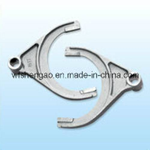 Forged Steel Forging Shifting Fork Parts for Transmission Gearbox Parts