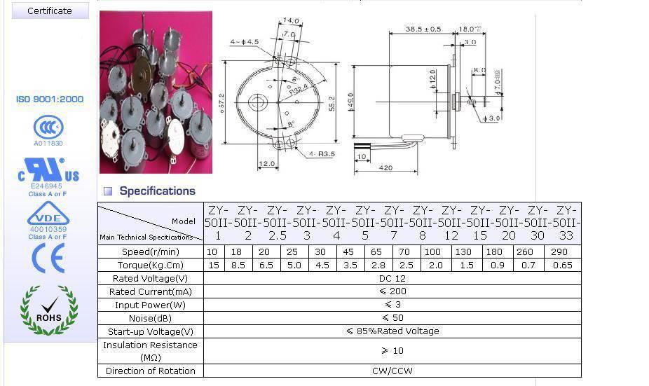 ac electric generator