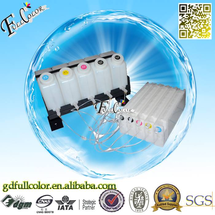 Continous Ink Supply System for Epson SureColor SC-T3000 T5000 T7000 CISS Ink System