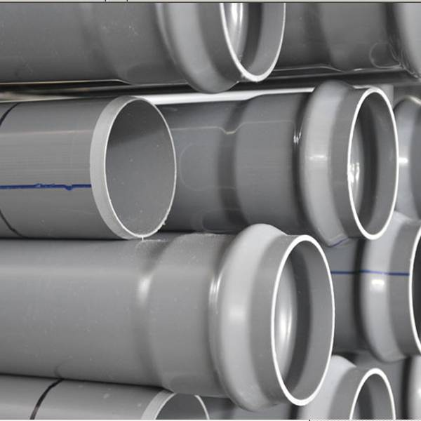 Plastic PVC Tube PVC Pipe for Water Supply