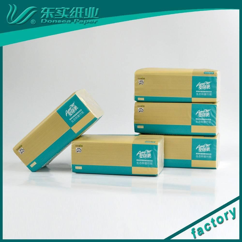 Factory Maunfacture Wholesale Super Soft Ample Facial Tissue