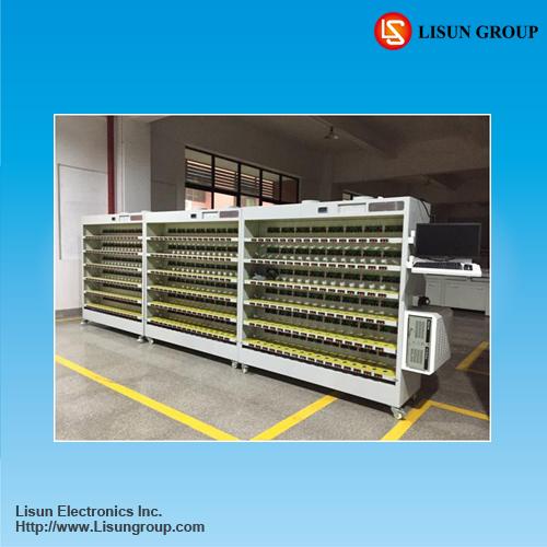 LED Driver Aging Rack LEDRACK-100W192P