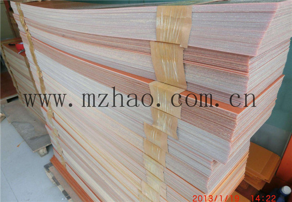 Safety bakelite sheet phenolic paper laminated sheet 3021,corrugated paper sheets