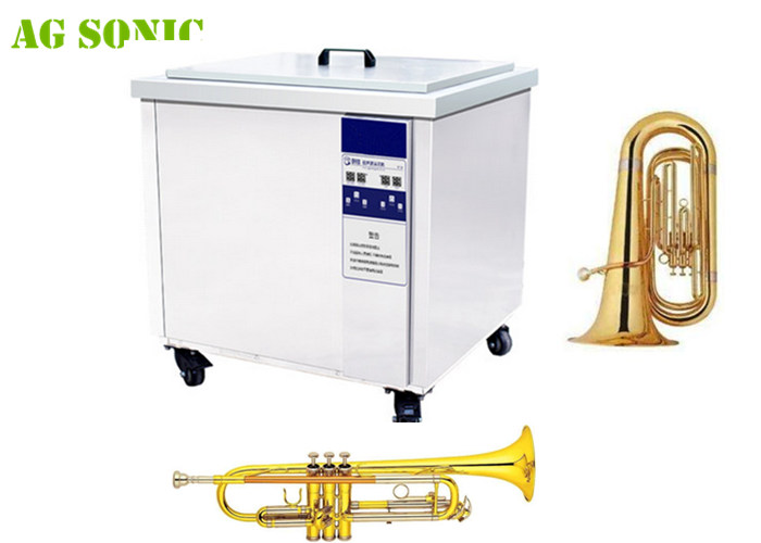 Ultrasonic Cleaner for Brass Instruments Musical Instruments 2 to 4 Minutes
