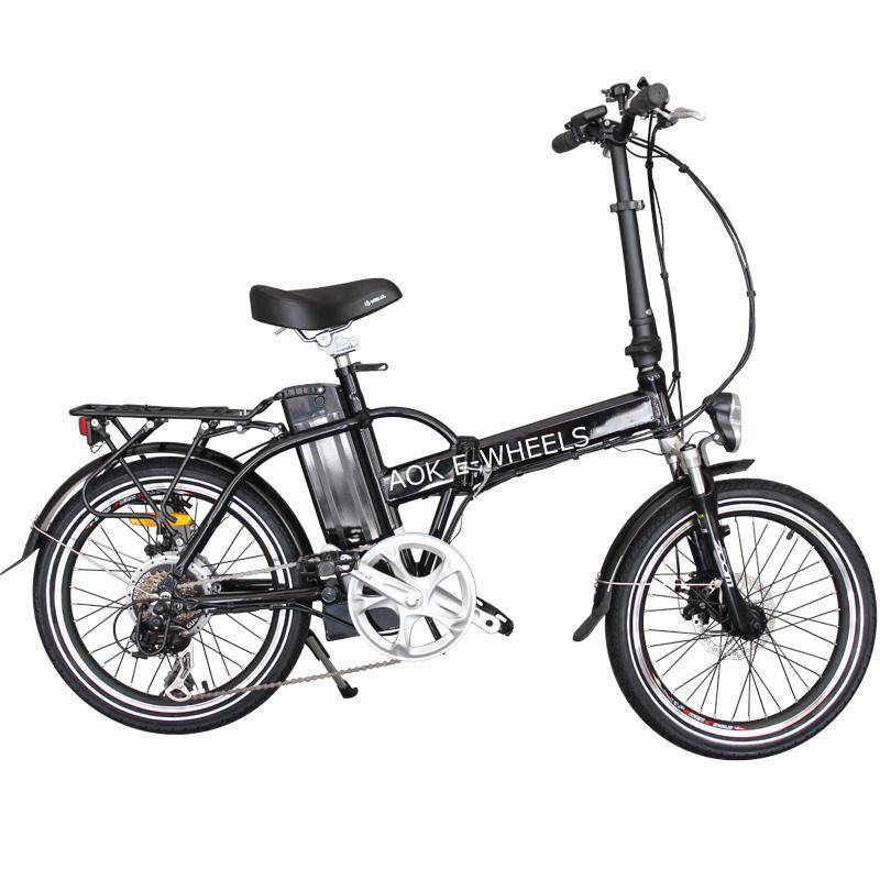 "20"" Electric Bike with Lithium Battery (TDE-039Z)"