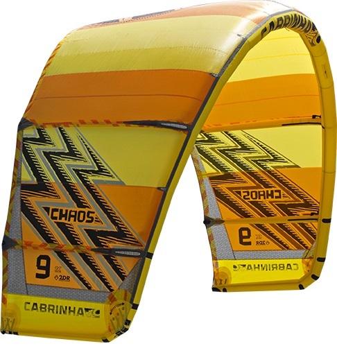 2017 Cabrinha Chaos Kiteboarding Kite