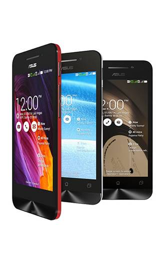 "ASUS Zenfone 4  Mobile Phone Android 4.3 Corning Gorilla 3 Intel Z2520 5"" IPS Dual SIM MICRO SD 64 G"