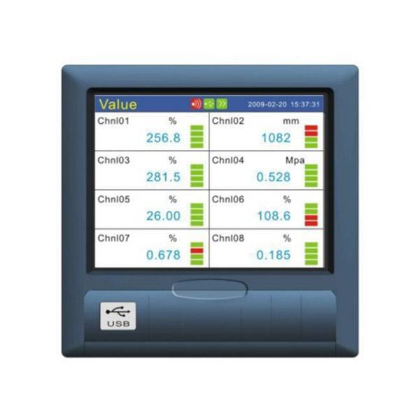 SX 6000 Paperless Recorder
