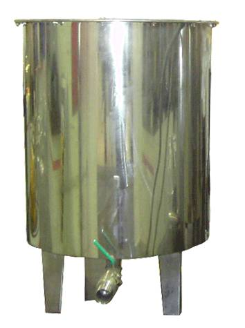 Stainless Steel Barrel