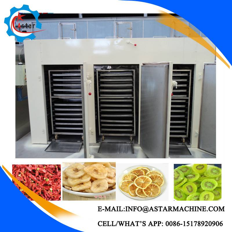 Multi-Layer Meat Fruits and Vegetables Drying Machine For Sale
