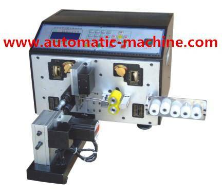 Automatic Digital wire Cutting& Stripping Wire Twisting machine (once cut two) TATL-RY-220+T