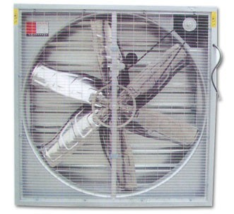 Wall Fan Mounting and AC Electric Current Type Factory Exhaust Fan