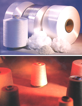raw materials of textile industries