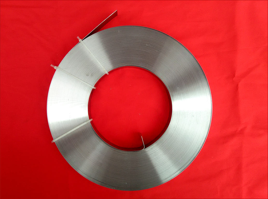 Cold Rolled Stainless Steel packing belt