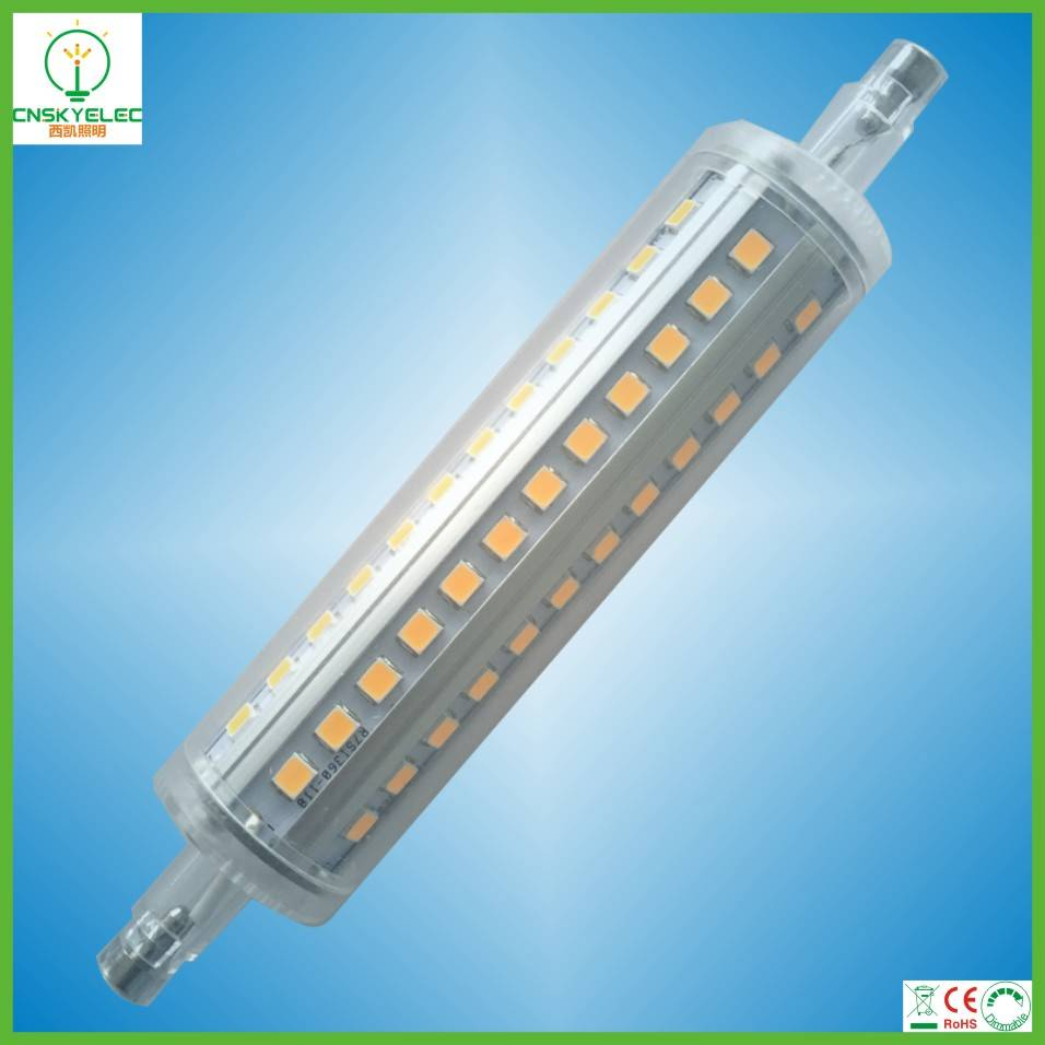 LED R7S 360degree 8W 118mm
