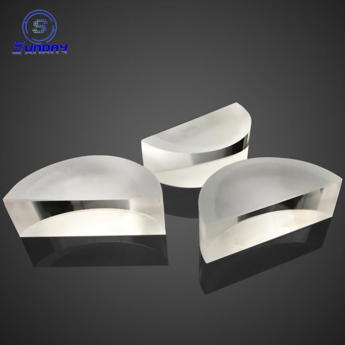 Optical Glass Achromatic Cylindrical lens bk7 k9 jgs1