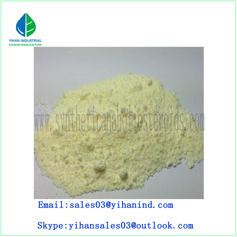 99% Purity Raw Steroids Powder Trenbolone Base/Trenbolone Muscle Growth Iris