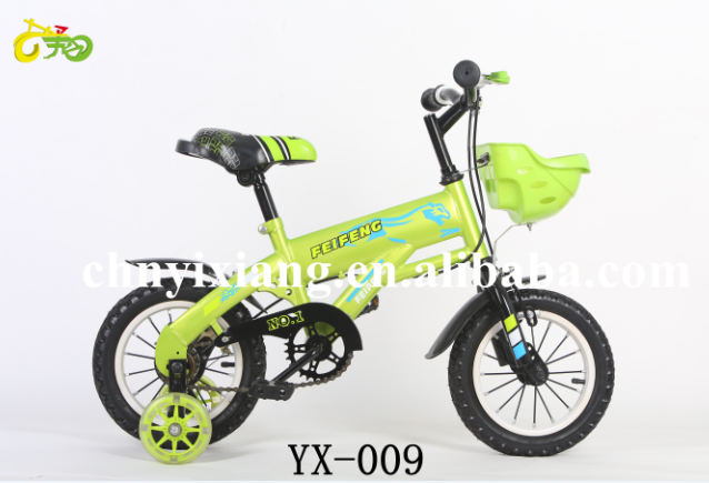 OEM ODM cheap price children bike,kids bicycle with lighting wheels
