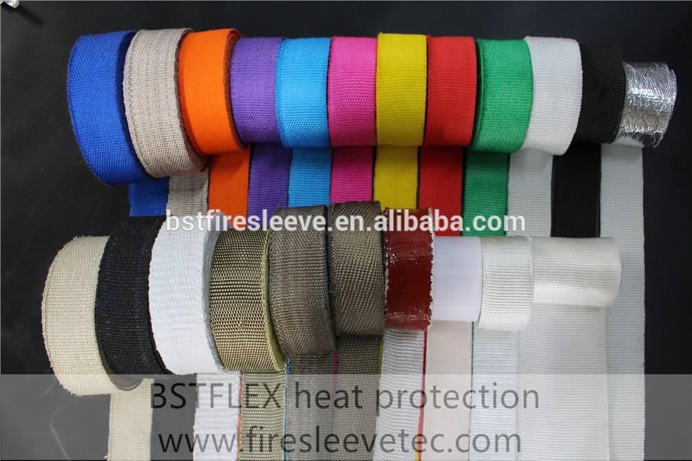 China Manufacturer Motorcycle Exhaust Heat Wrap Header Wrap