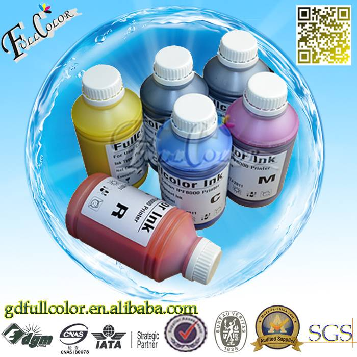 Best Wholesale Website 6Color 1000ML Pigment Ink For IPF6400SE PFI-106