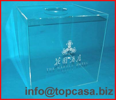 Acrylic Business Hotel Box