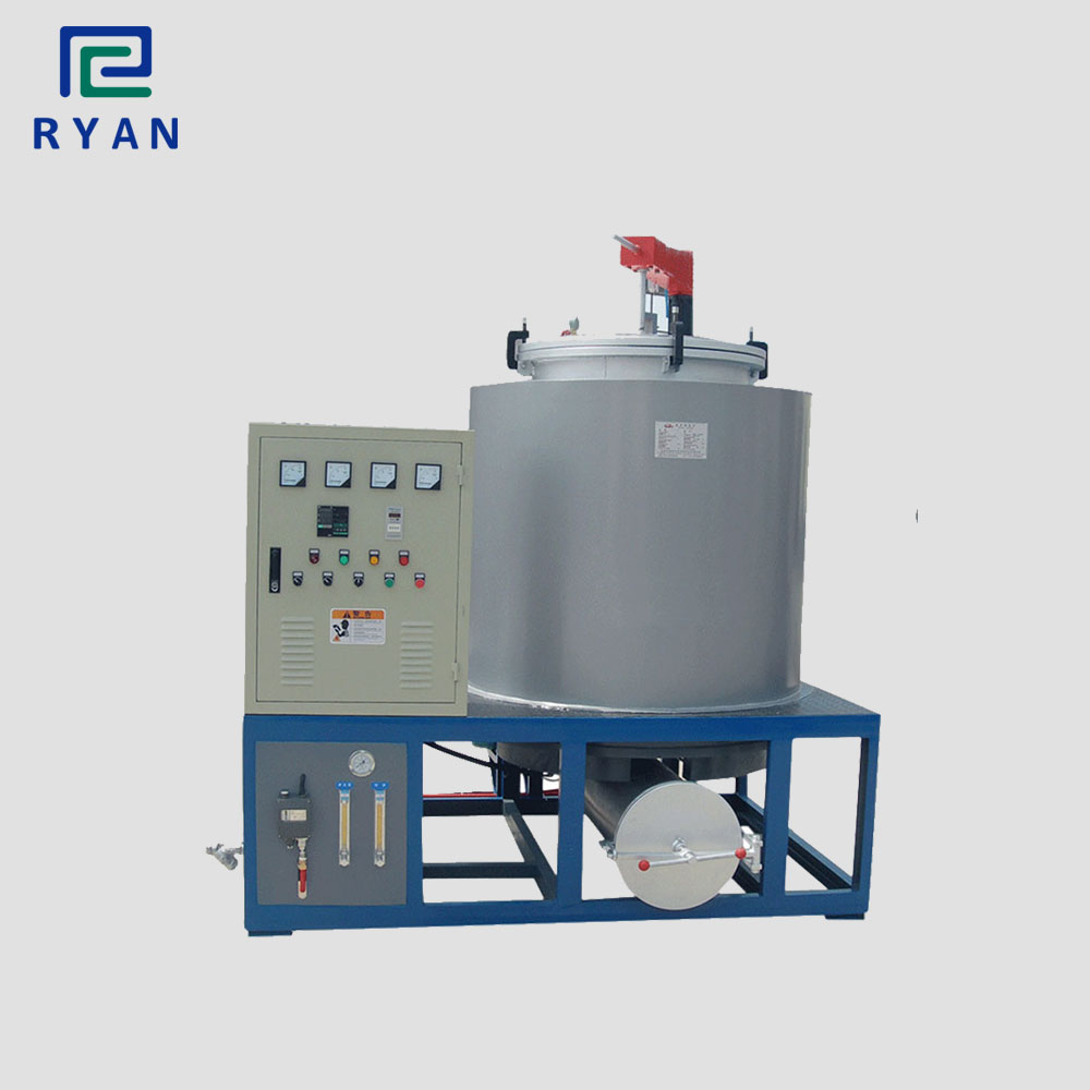 Vacuum Pyrolysis Cleaning Furnace for Extrusion Die
