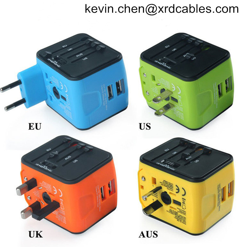 Travel Plug Adapters All in 1 Travel Adapter Worldwide Unive