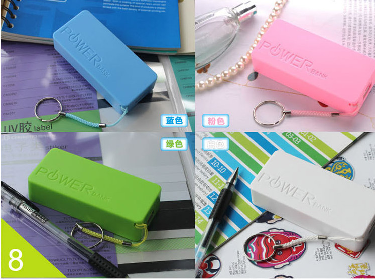 5200mah promotion gift perfume power bank for cell phone