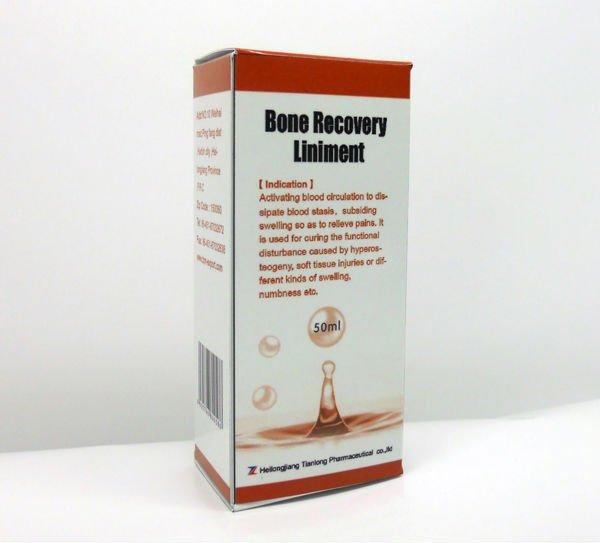Bone recovery liniment