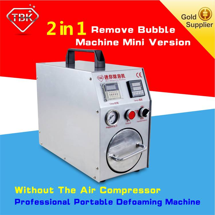 NEW arrival! Air bubble removing machine for mobile touch panel refurbish and LCD refurbish