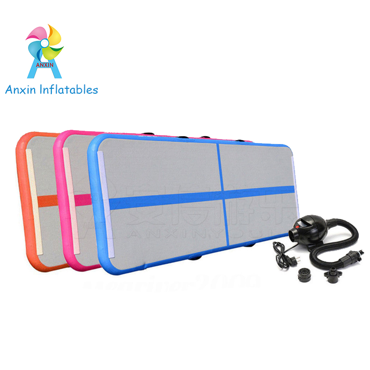 Inflatable Gymnasium exercise mat for Stretch and yoga, water sport floating pad/ water bed